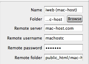 How to upload iWeb 09 sites without a  mac account - Macintosh How To