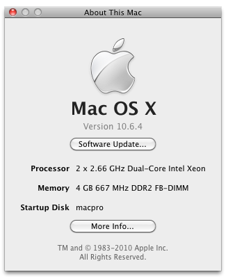 How to find out how much memory your Mac has  - Macintosh How To