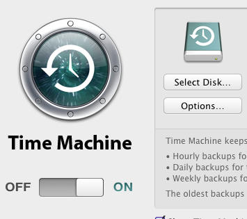 How to backup and restore your computer using Time Machine