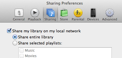 How to sync and share your iTunes music across multiple mac