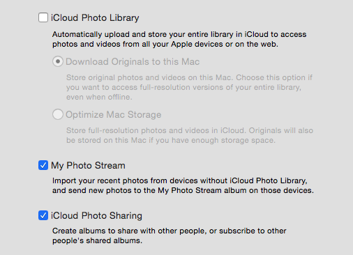 3 things you need to know about iCloud Photo syncing