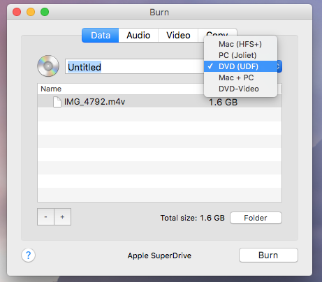 How to make a DVD on OS X without iDVD - Macintosh How To