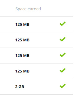 more dropbox space