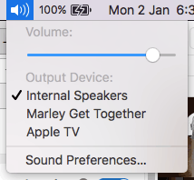 How to connect a pair of bluetooth speakers to your iMac, Macbook or