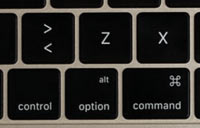 How to type the copyright symbol