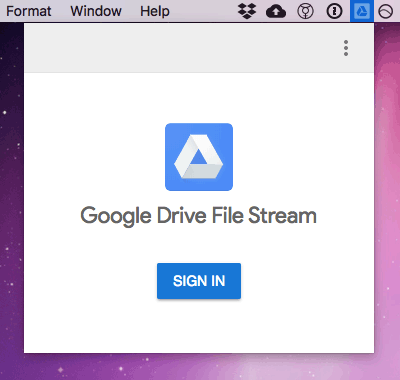 How to install Google File Stream and Google Teams - Macintosh How To